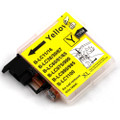 Compatible Ink Cartridge for Brother LC38Y Yellow ink cartridge