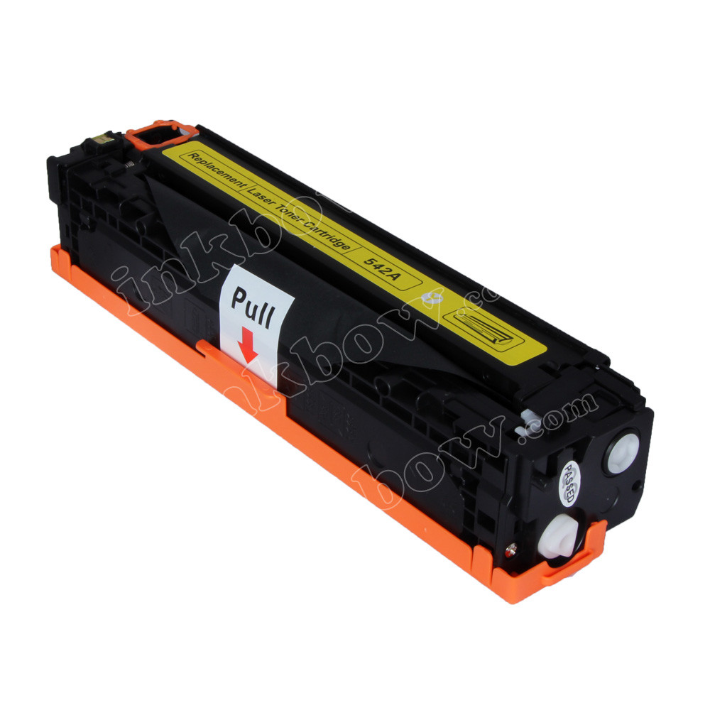 Compatible HP 125A Yellow Laser Toner Cartridge