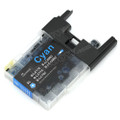 Brother LC77XL-C Cyan Compatible Ink Cartridge