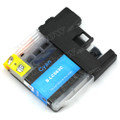 Brother LC563C Cyan Compatible Ink Cartridge