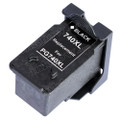 Remanufactured Canon PG-740 XL Black High Yield Ink Cartridge (PG740XL)