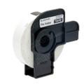 Compatible Brother DK-11203 File Folder Labels (Black On White)