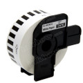 Compatible Brother DK-22214 Continuous Length Paper Tape (Black On White)