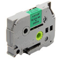 Compatible Brother TZe-721 Laminated Label Tape (9mm Black On Green)