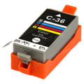 Compatible Canon CLI-36 Color Ink Cartridge