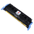 Remanufactured HP 124A Yellow Laser Toner Cartridge (Q6002A)