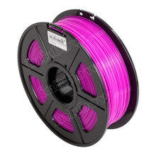 1.75mm Fuchsia PLA Filament for 3D Printers