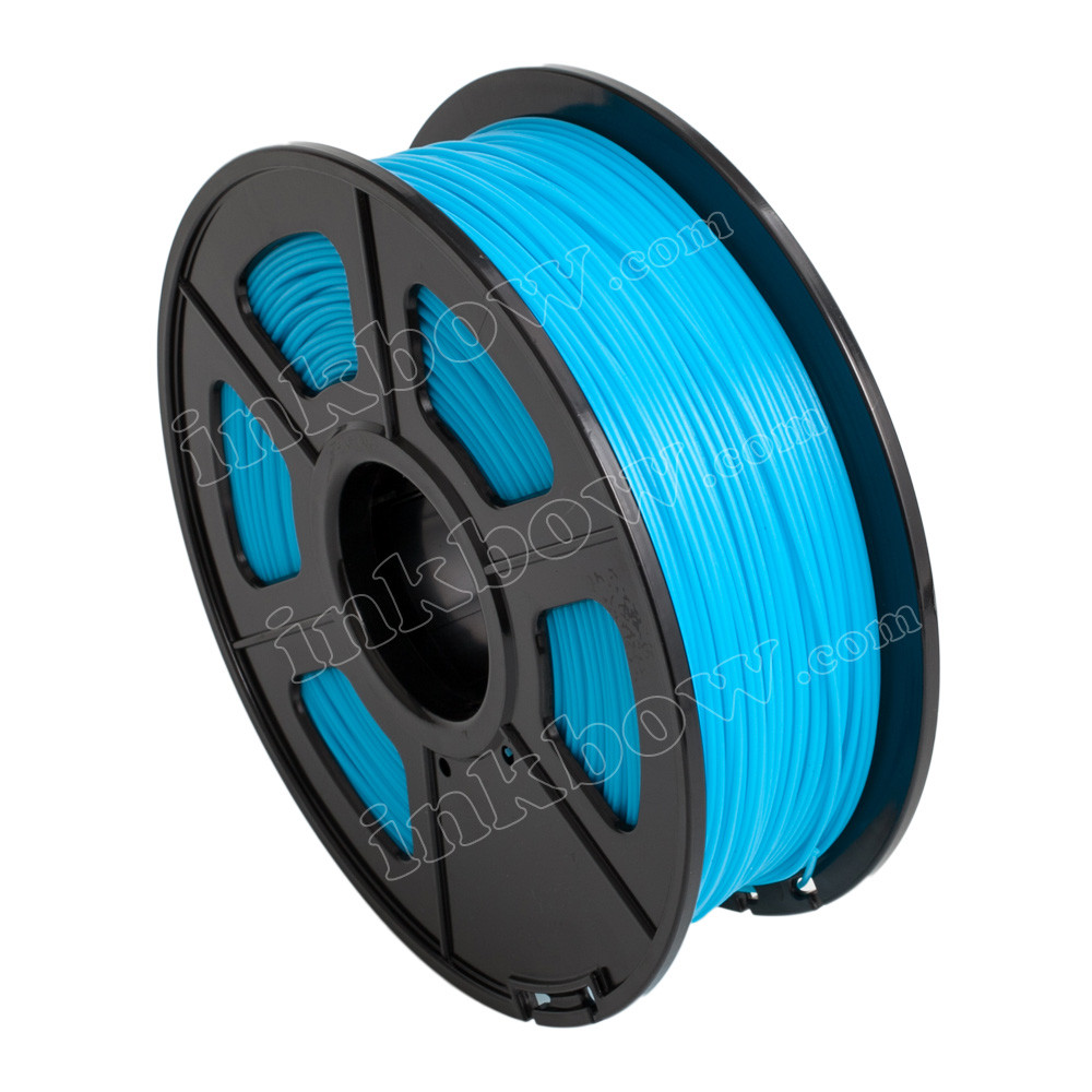 1 75mm 1kg Glow-in-the-Dark ABS Filament for 3D Printers