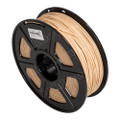1.75mm 1kg Wood PLA Filament for 3D Printers