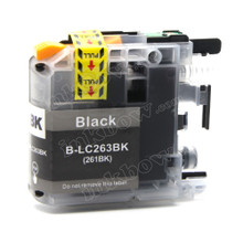 Compatible LC261BK Black Ink Cartridge for Brother Printers