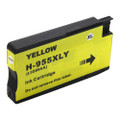 Compatible 955XL Yellow (LOS69AA) High Yield Ink Cartridge for HP Printer