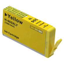 Compatible 905XL Yellow (T6M13AA) High Yield Ink Cartridge for HP Printer