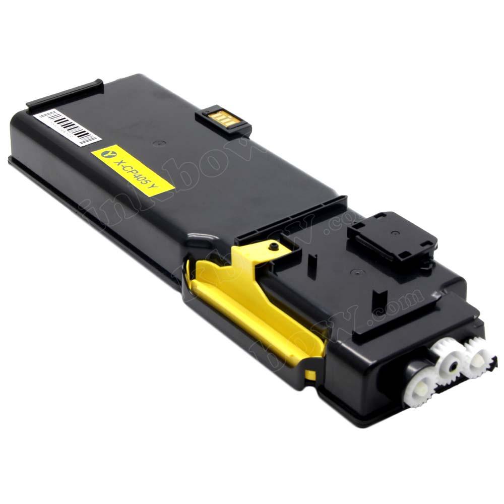 Compatible CT202036 Yellow Toner Cartridge for Fuji Xerox Printer