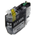 Compatible LC3513BK Black Ink Cartridge for Brother Printer