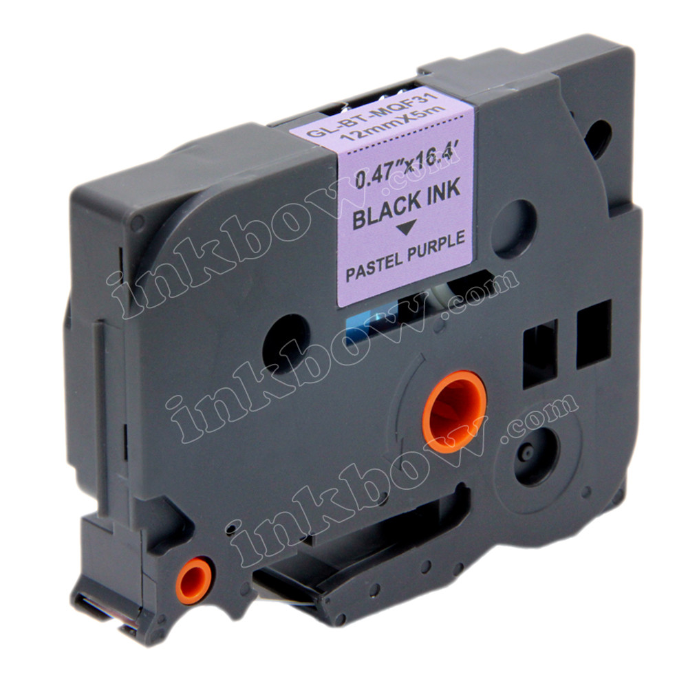 Where To Buy Cheap TZe-MQF31 Laminated Label Tape For
