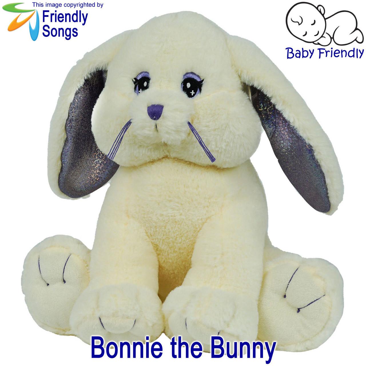 Bonnie the Bunny Personalized Stuffed Animal