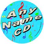 Custom Name Order Form for Friendly Songs CD Kit