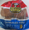 Canyon Bakehouse Hamburger Buns (4pk)