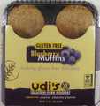 Udi's Blueberry Muffins