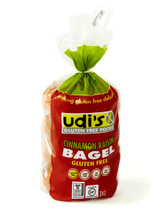 Udi's Cinnamon Raisin Bagel (4pk)