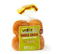 Udi's Whole Grain Hamburger Buns(4pk)