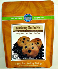 Authentic Foods Blueberry Muffin Mix
