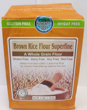 Authentic Foods Superfine Brown Rice Flour