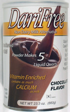 Vance DariFree Chocolate Powder