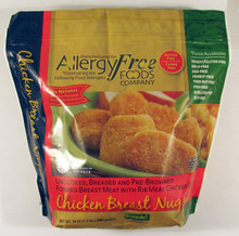 Allergy Free Breaded Chicken Nuggets