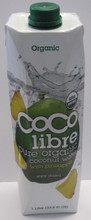 Coco Libre Pure Organic Coconut Water w/ Pineapple