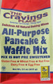Cravings Place All-Purpose Pancake & Waffle Mix