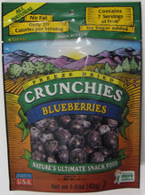 Crunchies Blueberries Crunchies