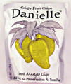 Danielle Sweet Mango Crispy Fruit Chips