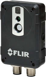 FLIR AX8 - continuous temperature monitoring and alarm