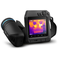 FLIR T530sc w/24° Lens, 320x240, -20°C to 650°C, w/ResearchIR Max Software