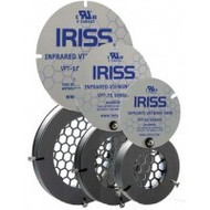 "2"", 3"", 4"" (Sold individually) - IRISS IR Window 2""; Transparent Polymer"