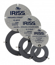 "IRISS IR Window 2"" - Crystal"