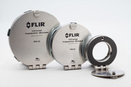 FLIR IRW Stainless Steel IR Window 2""