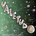 Valetudo, a little moon going the opposite direction of her 9 nearest companion moons