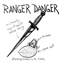 important ranger objects. tragic backstory not included