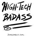 high-tech badass. that's you!