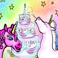 Baby Unicorn Birthday Party