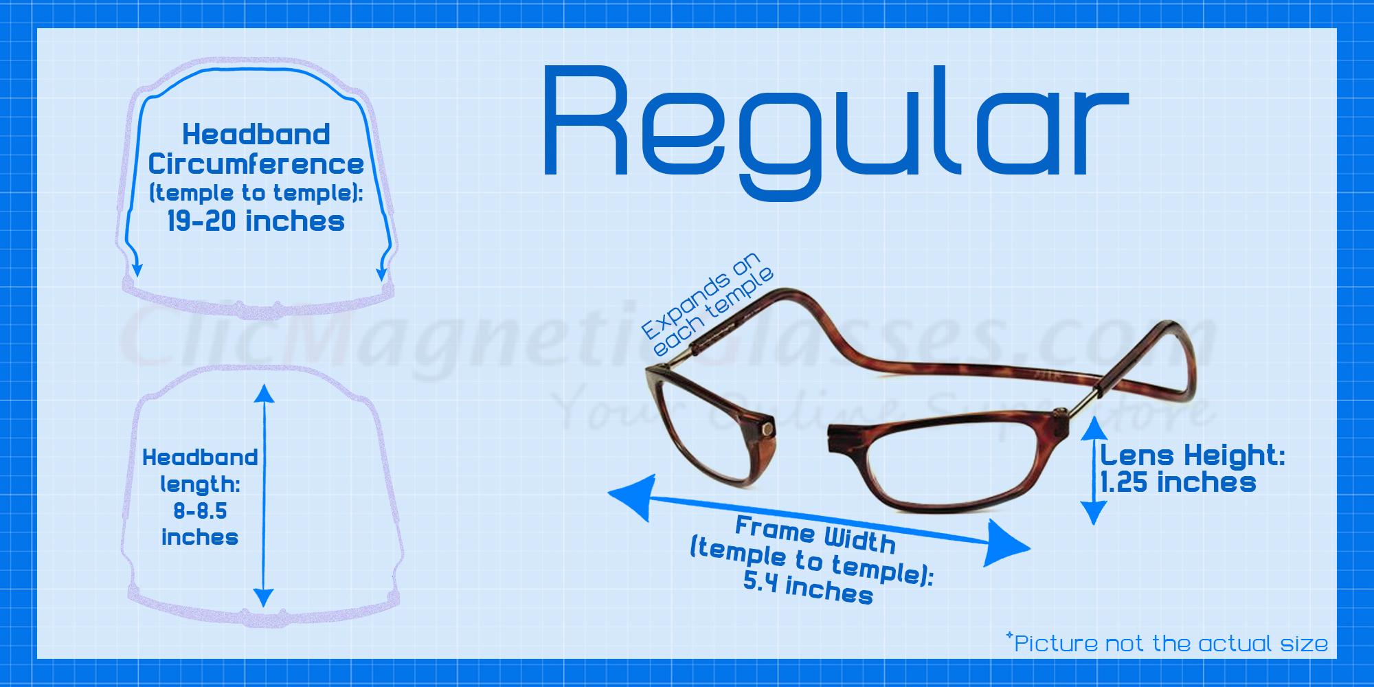 Clic Tortoise Reading Glasses