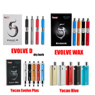 Yocan Evolve Dry/Wax Kits