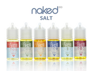 Naked salt nicotine