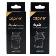 Aspire Nepho tank replacment coils