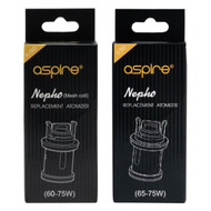Aspire Nepho tank replacment coils