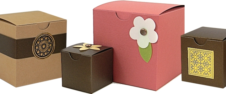 Tuck Top Boxes Small Gift And Favor Packaging Bayley S