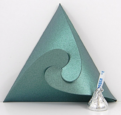 Triangle Boxes For Jewelry Jewelry Packaging Gift