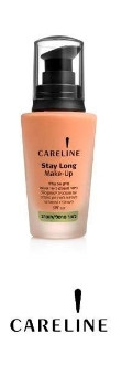 Careline Stay Long Makeup Waterproof Normal Oily Skin SPF 10